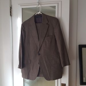 "Vintage ""346"" Brooks Brothers Herringbone Suit"